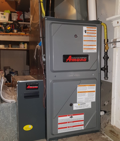 Purchase Furnace and AC, Get FREE Filter and Humidifier