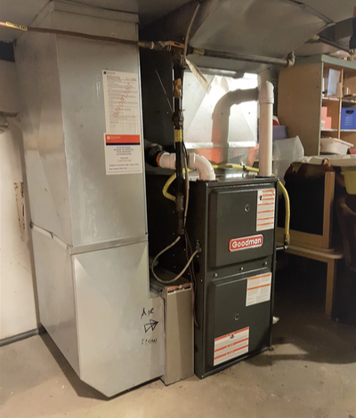 Purchase Furnace and AC, Get Filter Upgrade and Humidifier