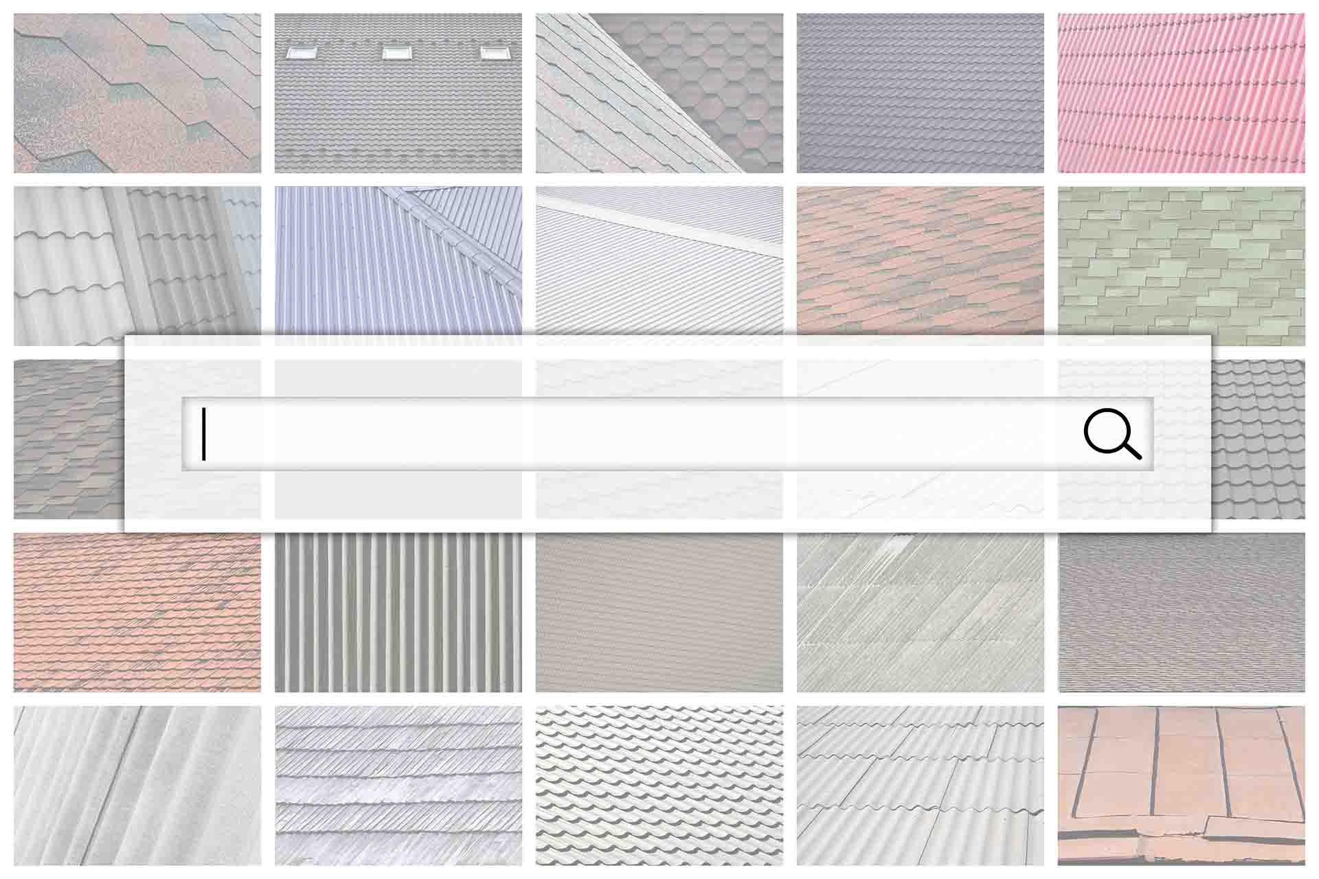 5 most popular roof types
