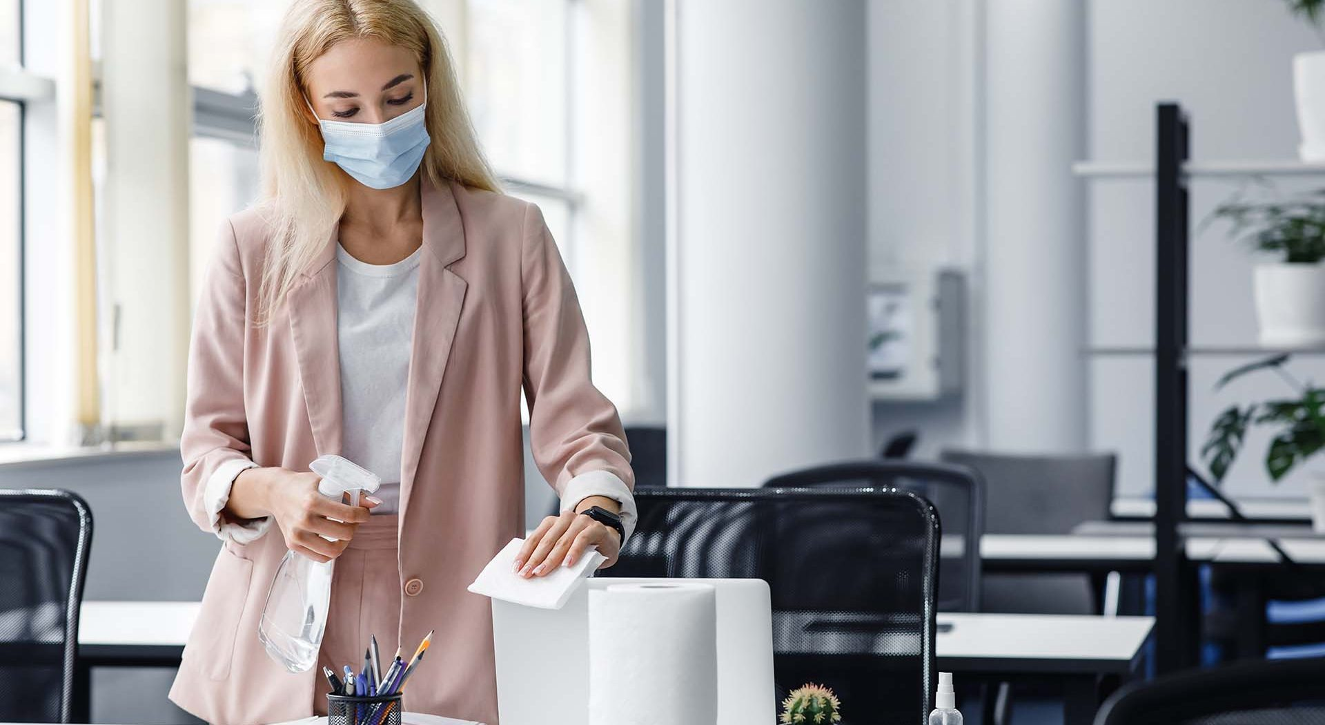 5 tips for keeping the workplace dust free and pest free