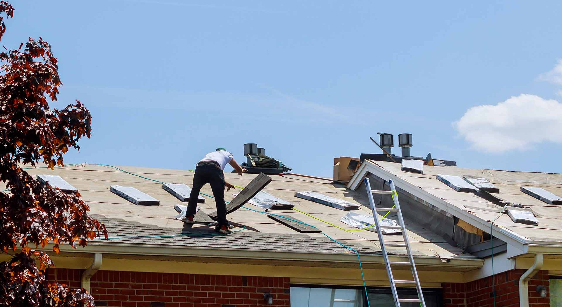 What are the benefits of a new roof?
