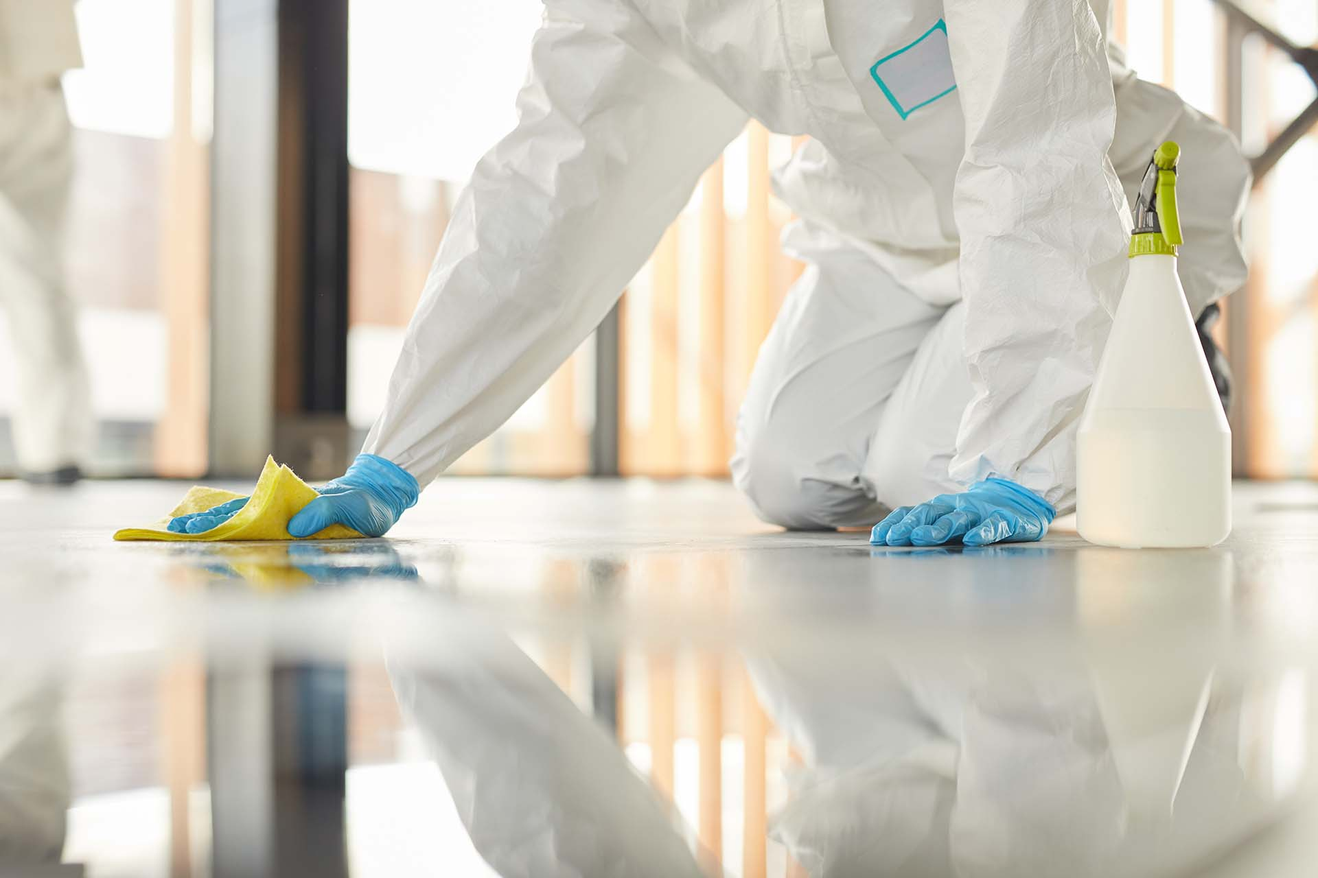 What Does Office Deep Cleaning Include?